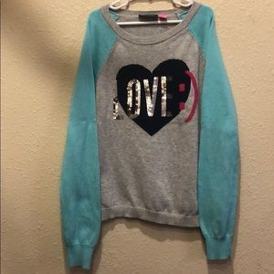 Children's Place Love Sweater